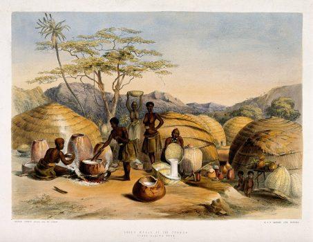 African beer